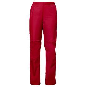 VAUDE Drop II Pant Women indian red
